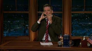 Late Late Show with Craig Ferguson 10/28/2011 Olivia Munn, Judy Gold, Duran Duran