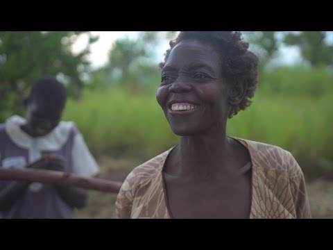 Uganda:  A South Sudanese Refugee Rebuilds