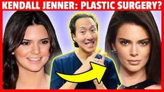 Did Kendall Jenner Have Plastic Surgery? - Dr. Anthony Youn