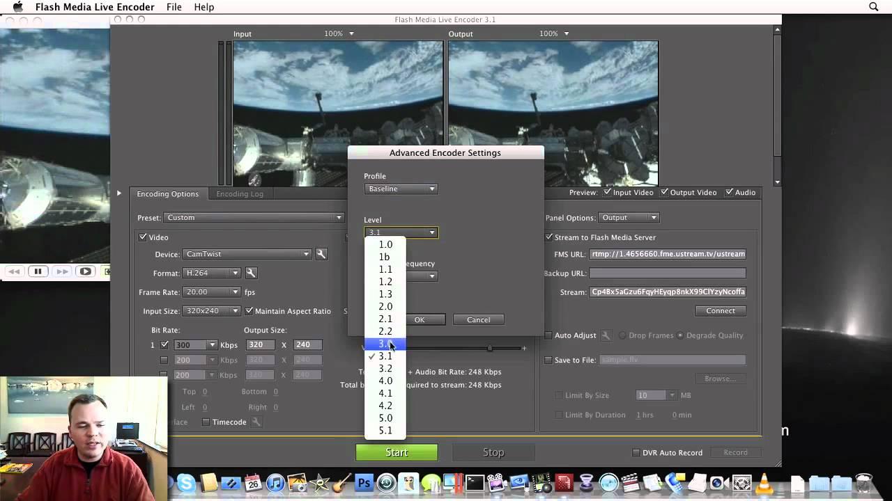 Flash media live encoder 3. 2 free download videohelp.