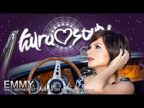 Eurovision 2011 Armenia ► Emmy - Boom Boom - Final Version + Lyrics