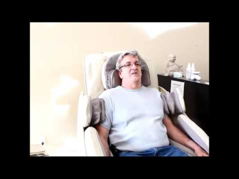 AcuRelax Massage Chair - Video Testimonial by Dr Scott