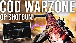 Call of Duty Warzone - The OVERPOWERED Shotgun build!