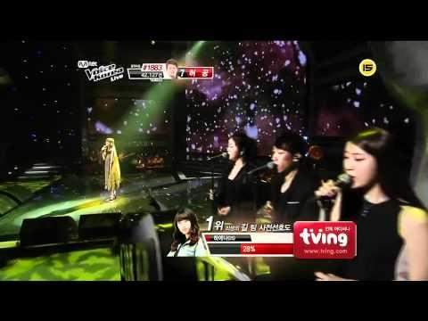 보이스코리아 시즌1 - 하예나 (부활-희야) 보이스코리아 the voice 11회