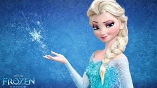 Frozen: Una Aventura Congelada - Libre Soy - Letra