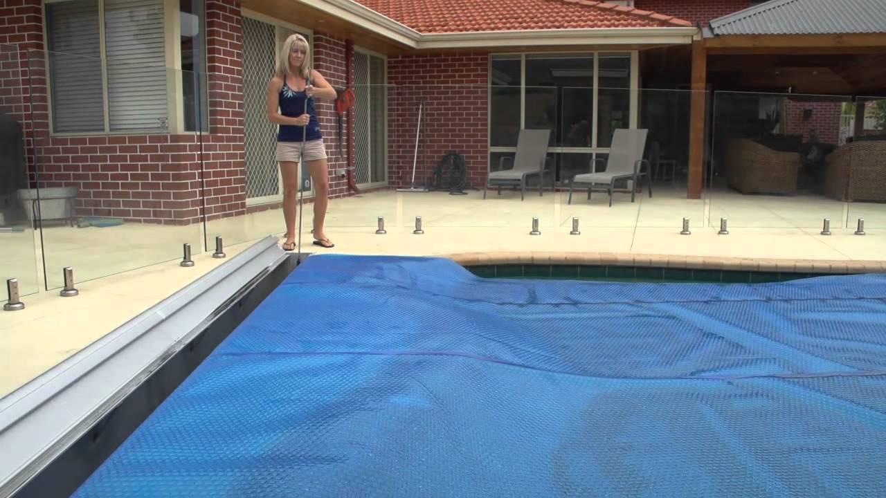 Elite Pool Covers Hideaway Pool Covers Youtube