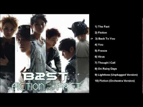 B2ST Fiction And Fact Full Album HQ