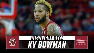 Ky Bowman Boston College Basketball Highlights - 2018-19 Season | Stadium