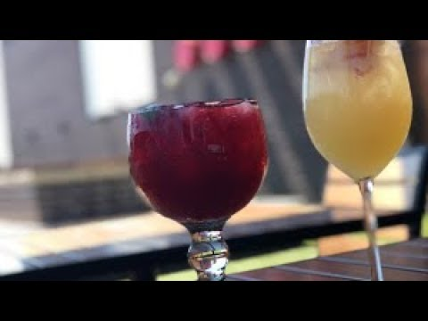 His & Her Sangria