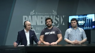 Rainbow Six Pro League Finals - Season 3 - Live from Sao Paulo - Day 2