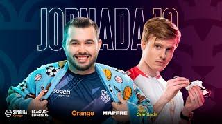 S2V ESPORTS VS MAD LIONS   Superliga Orange League of Legends   Jornada 10   TEMPORADA 2020