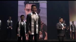 Nguyễn Tiến Đạt - Việt Nam Lọt Vào Top 6 Chung Kết Nam Vương Quốc Tế - Mister International 2017