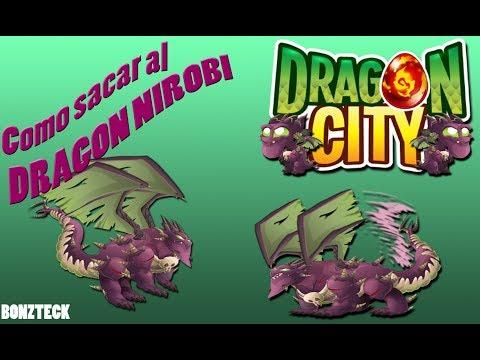 Como sacar al Dragon Nirobi (How to get Nirobi Dragon) - Dragon City
