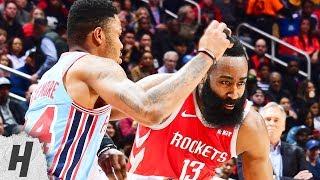 Houston Rockets vs Atlanta Hawks - Full Game Highlights | March 19, 2019 | 2018-19 NBA Season