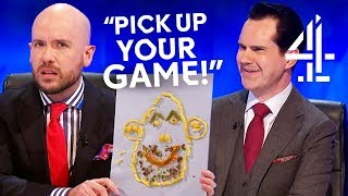 Tom Allen's Funniest Moments on 8 Out of 10 Cats Does Countdown!