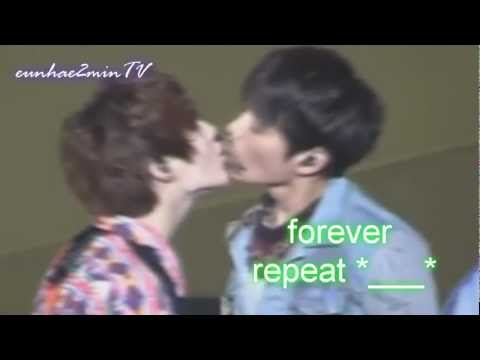 2MIN moment #127 [Kiss]