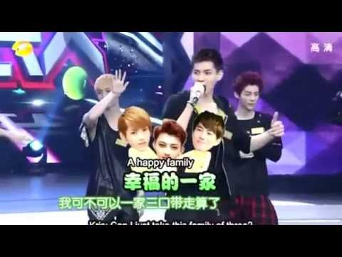 Funny Kris Wu Moments