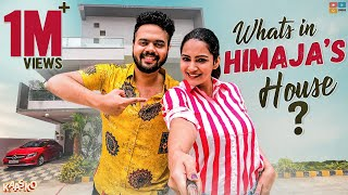 What's in Himaja's house?-Exclusive video..