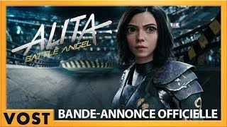 Alita : battle angel :  bande-annonce VOST