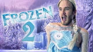 FROZEN 2 ANNOUNCED!