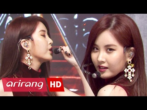 Simply K-Pop _ SEOHYUN(서현) _ Don't Say No _ Ep.249 _ 012717