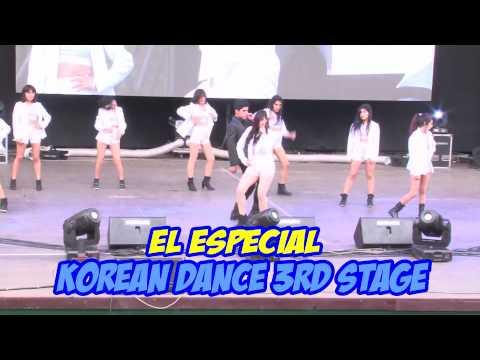 Baixar KOREAN DANCE 3RD STAGE EL ESPECIAL