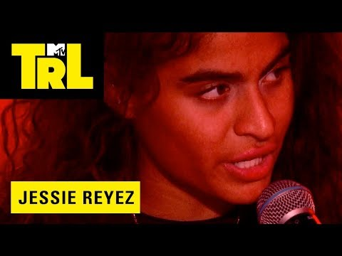 Jessie Reyez Performs 'Gatekeeper' | TRL Weekdays at 4pm