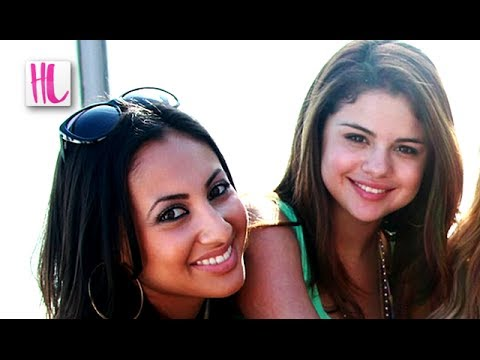 Selena Gomez Bestie Francia Raisa On 'Christmas Bounty' - Smashpipe Entertainment Video