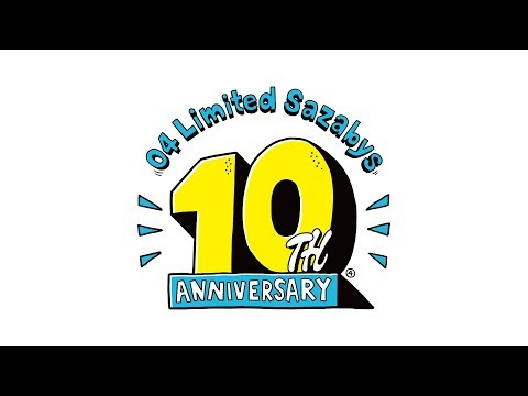 04 Limited Sazabys / 10th Anniversary
