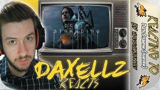 Reacting to videogamedunkey Death Stranding dunkview