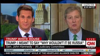 Sen. Kennedy on CNN New Day- Helsinki Summit