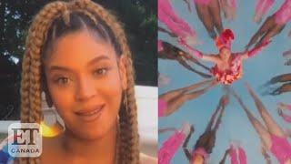 Beyonce Talks 'Black Is King' Release