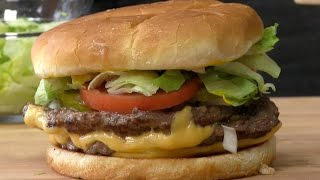 Whataburger Double Double Cheeseburger Copycat Recipe!