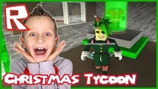I am an Elf / Roblox Christmas Tycoon
