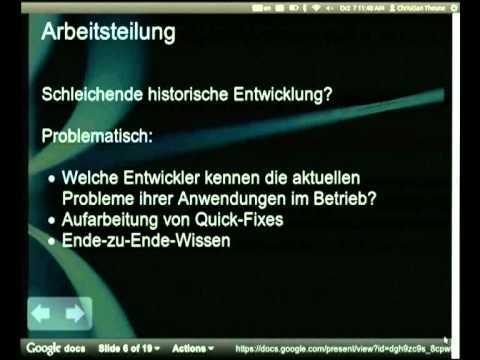 Image from Deployment und Betrieb - die Stiefkinder der Entwicklung