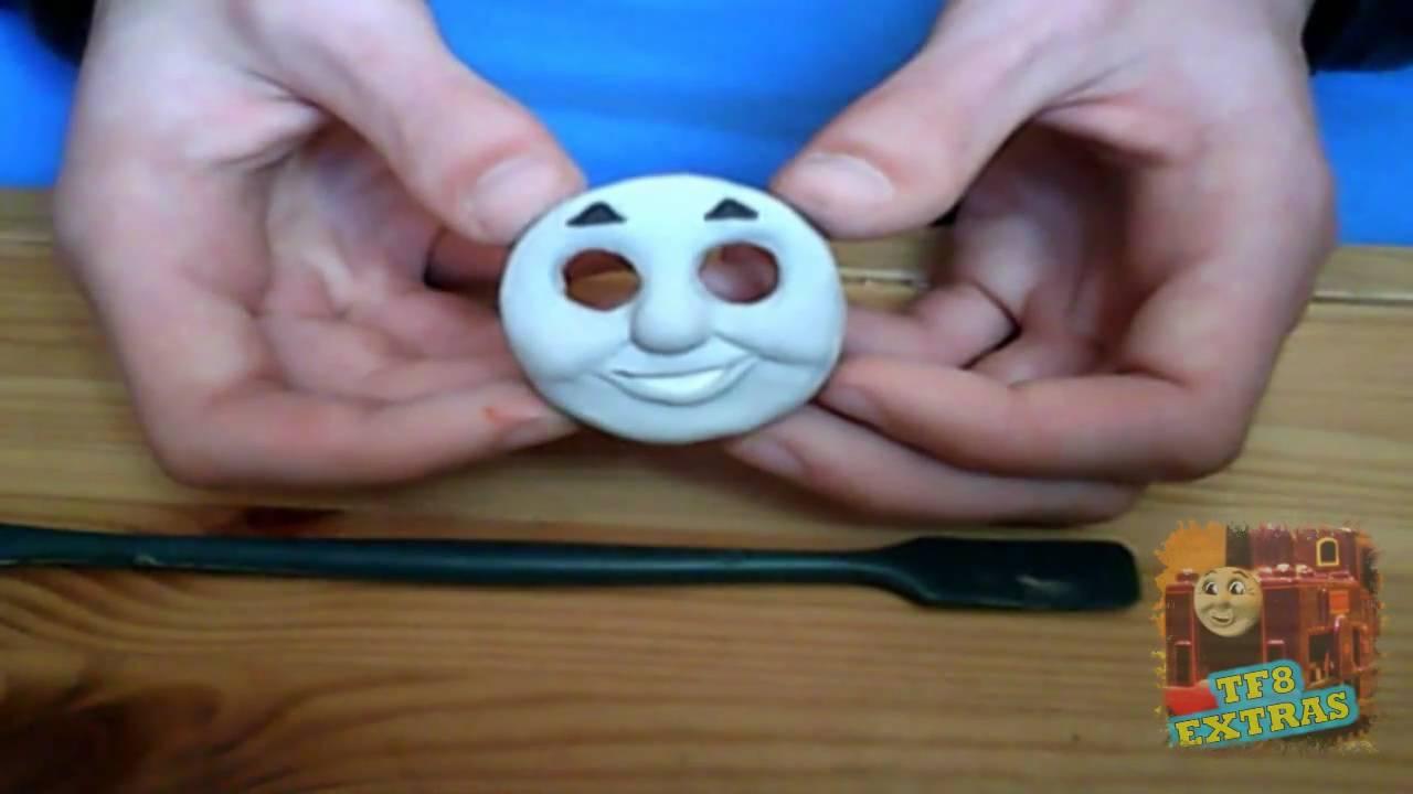 Youtube Making Train Cake