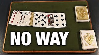 You MUST LEARN This No Setup Card Trick!
