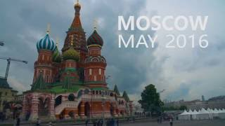 Moscow Travel Video : A Cinematic Compilation