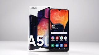 Unboxing: Samsung Galaxy A50 (Deutsch) | SwagTab