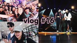 Basically Travelling, Hosting & Performing All In 48hrs | Hannah Kathleen | Vlog #16