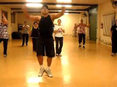 Baixar Aula de Mix Dance do prof. Monga e alunas....coreografia da musica Bom Bom Pow