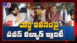 No concept of merger of Jana Sena with BJP: Pawan Kalyan c..