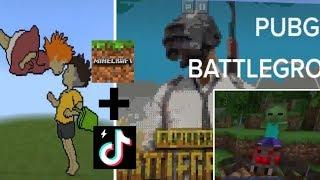 Những video Tik Tok hay và thú vị nhất về tựa game Minecraft phần 8