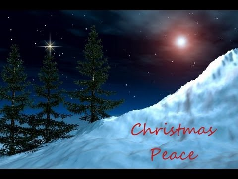 Christmas Peace - Relax With Instrumental Christmas Music And Winter Scenes