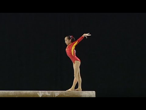 2009 World Artistic Gymnastics Championships London Balance Beam Event Final BB EF