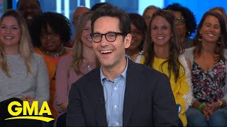 Paul Rudd on keeping 'Avengers: Endgame' secrets from his kids l GMA
