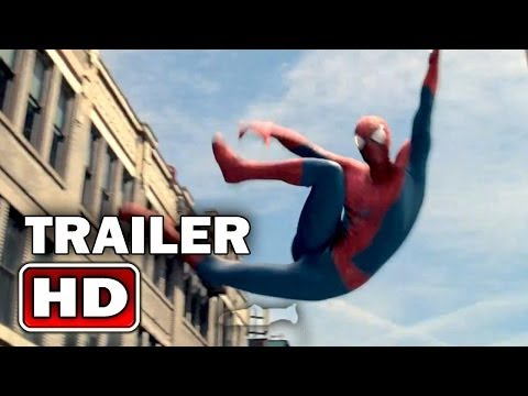 THE AMAZING SPIDER MAN 2 Official Trailer [HD 1080p] - Smashpipe Film Video