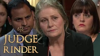 Landlords and Tenants Fighting in Court Compilation Part 1  | Judge Rinder