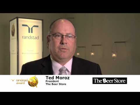 Randstad Award, The Beer Store