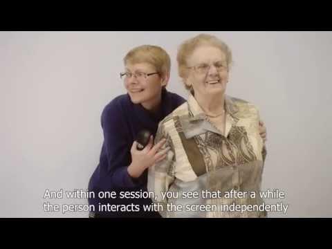 SilverFit et unité Alzheimer EHPAD